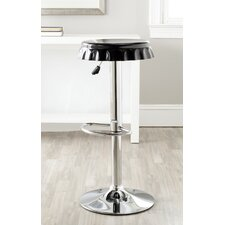 "Bunky 23.6"" Adjustable Swivel Bar Stool"