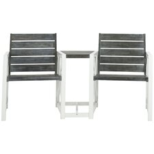 Jovanna Wood Outdoor Bench