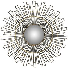 "<strong>Safavieh</strong> 20"" H x 20"" W Starlight Mirror"