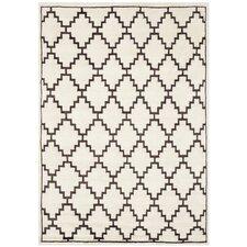 Mosaic Beige / Charcoal Geometric Rug