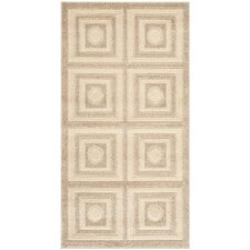 <strong>Safavieh</strong> York Cream / Beige Rug