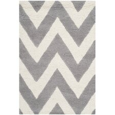 Cambridge Silver / Ivory Outdoor Area Rug