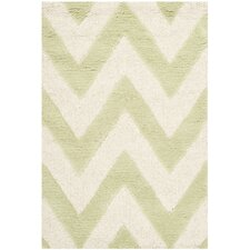 Cambridge Light Green / Ivory  Area Rug