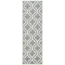Cambridge Silver / Ivory Rug