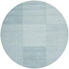 Impressions Blue Modern Rug