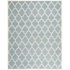 Chatham Blue & Ivory Moroccan Area Rug