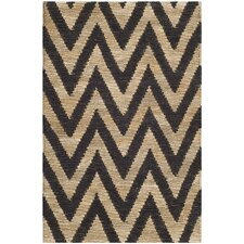 Organica Black / Natural Original Rug