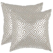 <strong>Safavieh</strong> Jayden Linen Decorative Pillow (Set of 2)