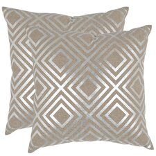 Chloe Linen Decorative Pillow (Set of 2)