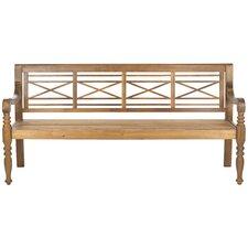 Karoo Acacia Wood Garden Bench