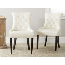 <strong>Safavieh</strong> Bowie Side Chair (Set of 2)