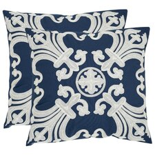Margaret Cotton Decorative Pillow