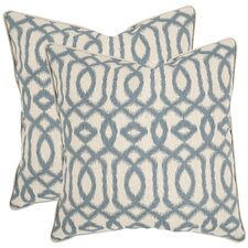 Blake Cotton / Linen Decorative Pillow (Set of 2)