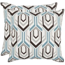 Indie Cotton Decorative Pillow (Set of 2)