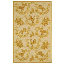 Chelsea Gold Novelty Rug