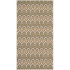 Hampton Brown / Camel Outdoor Rug