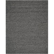 Manhattan Black Area Rug