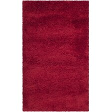 <strong>Safavieh</strong> Milan Shag Red Rug