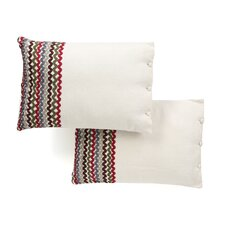 <strong>Safavieh</strong> Holden Cotton Decorative Pillow (Set of 2)