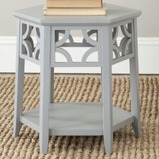 Connor Hexagon End Table