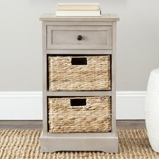 <strong>Safavieh</strong> Milan Side Storage End Table