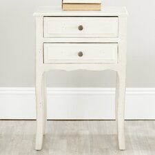 <strong>Safavieh</strong> Colin 2 Drawer Nightstand