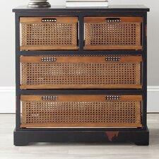 Jackson 4 Drawer Storage Cabinet
