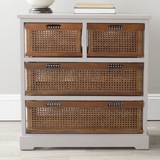 Jackson 4 Drawer Storage Cabinet