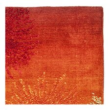 Soho Rust/Orange Area Rug