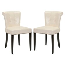 "<strong>Safavieh</strong> Arion ""Ring"" Side Chair (Set of 2)"