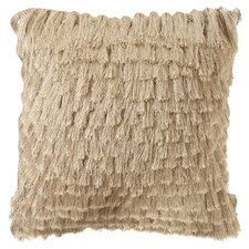 <strong>Safavieh</strong> Cali Shag Handloom Polyester Decorative Pillow (Set of 2)