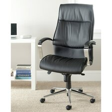 <strong>Safavieh</strong> Fernando Excutive Office Chair