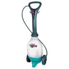 Spray Doc 4 Gal Wheel Pump Sprayer On Cart