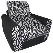 Micro and Zebra Kid's Chair Sleeper