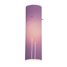 "3"" Anari Silk Cylinder Shade"