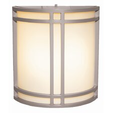 Artemis 2 Light Outdoor Wall Sconce