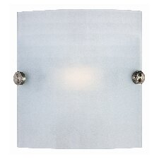 <strong>Access Lighting</strong> Radon 1 Light Wall Sconce