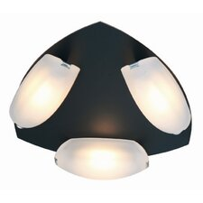 Nido 3 Light Wall Fixture / Semi Flush Mount
