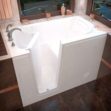 "Buena Vista 54"" x 30"" Soaking Walk-In Bathtub"