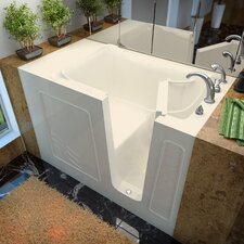 "Ashton 53"" x 30"" Walk-In Soaking Bathtub"