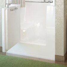 "Mesa 40"" x 30"" Soaking Walk-In Bathtub"