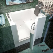 "Catalina 36"" x 27"" Air Jetted Walk-In Bathtub"