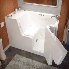 "Mohave 52"" x 29"" Air Jetted Walk-In Bathtub"