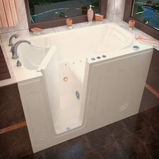 "Buena Vista 54"" x 30"" Air Jetted Walk-In Bathtub"