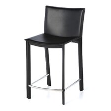 Elston Counter Stool in Black