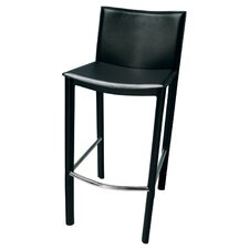 Elston Barstool in Black