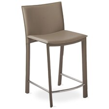 "Elston 24"" Counter Stool with Cushion"