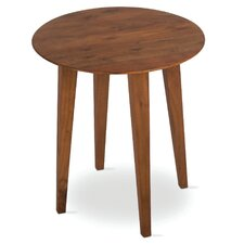 Clybourn Acacia End Table