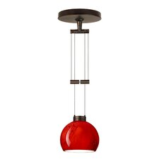 <strong>Besa Lighting</strong> Palla 1 Light Mini Pendant