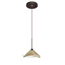 <strong>Besa Lighting</strong> Hoppi 1 Light Mini Pendant